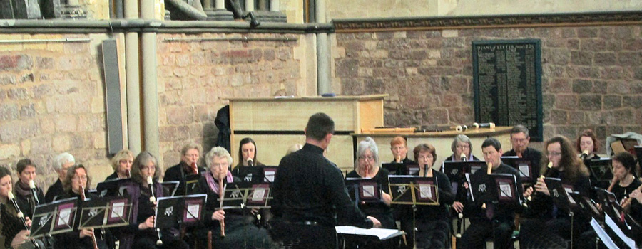 Exeter Recorder Orchestra